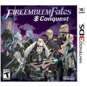 3DS Fire Emblem: Fates – Conquest