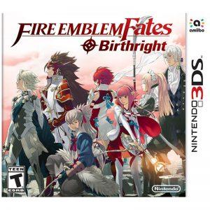 3DS Fire Emblem: Fates – Birthright
