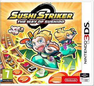3DS Sushi Striker