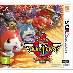 3DS Yo-Kai Watch Blasters: Red Cat