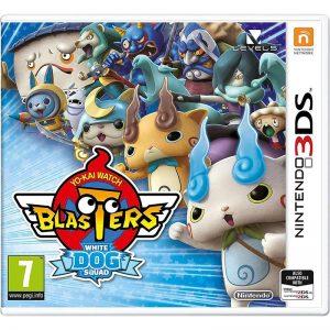 3DS Yo-Kai Watch Blasters: White Dog