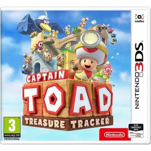3DS Captain Toad