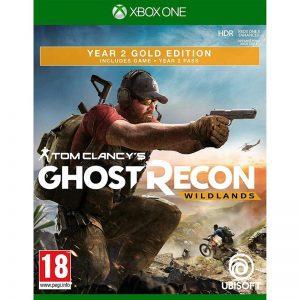 X1 Ghost Recon: Wildlands GOLD