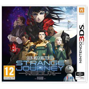 3DS Shin Megami Tensei: Strange Journey Redux
