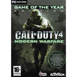 PC CoD 4: Modern Warfare GOTY