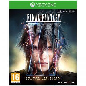 X1 Final Fantasy XV Royal Edition