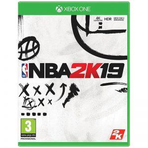 X1 NBA 2K19