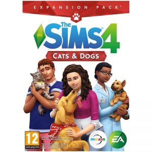PC The Sims 4: Cats and Dogs