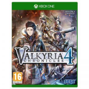 X1 Valkyria Chronicles 4