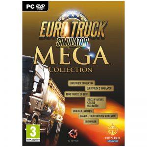 PC Euro Truck Simulator 2 MEGA Collection