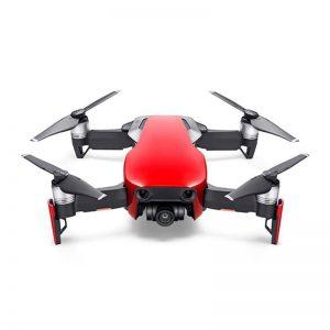 Droon DJI Mavic Air Fly More Combo, punane