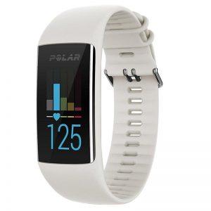 Aktiivsus monitor/pulsikell Polar M/L,pulss randmelt, valge