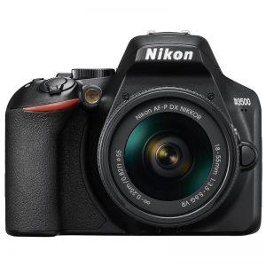 DSLR Nikon D3500&18-55mm VR AF-P,must