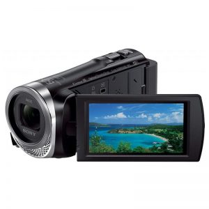 Videok.Sony HDR-CX450, must