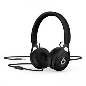Kõrvaklapid Beats EP, kõrva pealsed, must