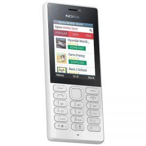 Mob.telefon Nokia 216 Dual SIM, hall