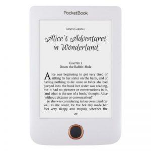 E-luger PocketBook Basic 3,valge