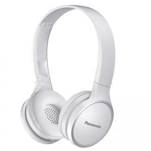 Juhtmevabad kõrvaklapid Panasonic, kõrva pealsed, BT, valge