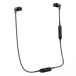 Juhtmevabad kõrvaklapid Panasonic, kõrvasisesed, must