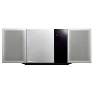 Muusikakeskus Panasonic, CD, mp3, 40W, valge