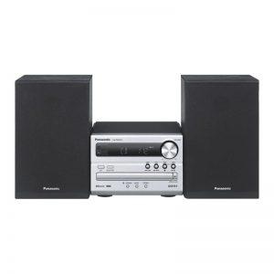 Muusikakeskus Panasonic Bluetooth (hõbedane)