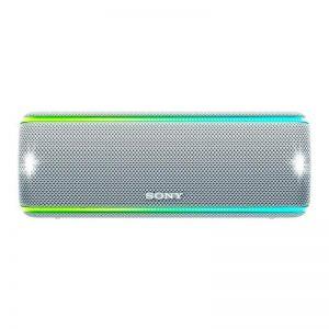 Kaasaskantav kõlar Sony, multi led, 24h, valge