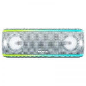 Kaasaskantav kõlar Sony, multi led, 24h,IPX7, valge