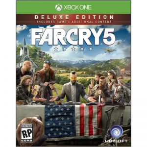 X1 Far Cry 5 Deluxe Edition
