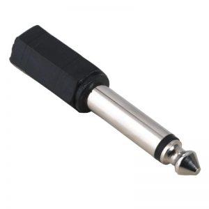 Adapter Hama 3,5mm pesa-6,3mm pistik mono
