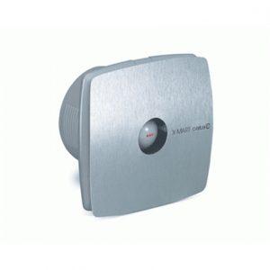 CATA Bath extraction  X-MART 12 INOX Diameter 120 mm, Suction capacity 190 m³/h, Type of extraction Perimeter, Power consumption (max) 20 W, 40 dB, Inox