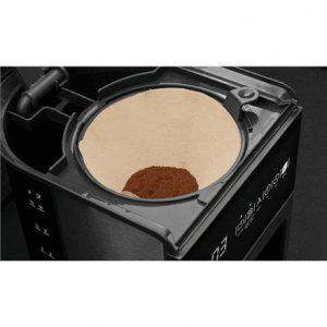 Coffee maker Caso 01850 Drip, 1150 W, Stainless steel/Black