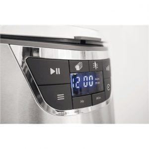 Caso Novea C4 01852 Drip, 1000 W, Stainless Steel / Chrome