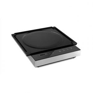 Caso Tablegrill Set  S-Line 2100  Stainless steel/ black, 2100 W, 27.5 x 35.5 cm
