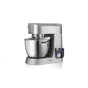 Caso Chef Food processor KM 1200  Stainless Steel, 1200 W, Number of speeds Different speed levels with pulse function, 3,6 L, Blender,