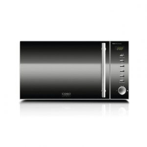 Caso Microwave oven M 20 Buttons, Rotary, 800 W, Stainless steel, Free standing