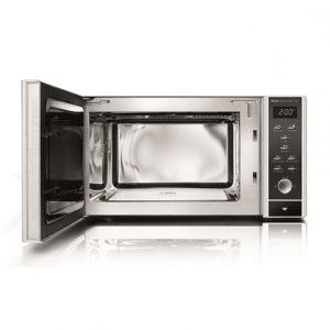 Caso Microwave oven MCG25 25 L, Grill, Convection, 900 W, Black, Free standing, Defrost function