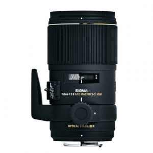 Sigma EX 150mm F2.8 DG APO Macro HSM OS  Canon