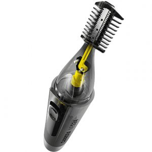 Cosmetic Trimmer Carrera Warranty 36 month(s), Wet & Dry, Step precise 0,4 mm, Cutting length 0.4 mm, eyebrow trimming attachment comb for 4 or 8 mm, Waterproof, 1,5 h, Hair Cosmetic Trimmer, 524 Cosmetic Trimmer