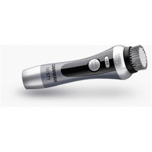 Carrera 571 Warranty 36 month(s), Power source type Battery powered, Number of brush heads included 4 attachments for all skin types, peeling and massage, Battery technology Lithium, Black/ silver