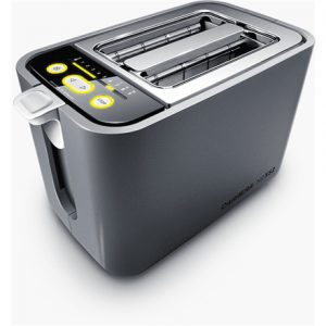 Carrera Quartz No. 552 Toaster  Grey, 860 W, Number of slots 2, Number of power levels 9,