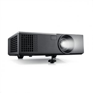 Dell Education Series 1550 XGA (1024×768), 3800 ANSI lumens, 2.200, Black,