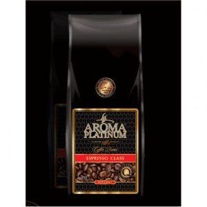 Aroma Platinum Espresso Red Label Coffee beans, 70% Arabika, 30% Robusta, 1000 g