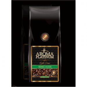 Aroma Platinum Moka Class Green Coffee beans, 85% Arabika, 15% Robusta, 1000 g