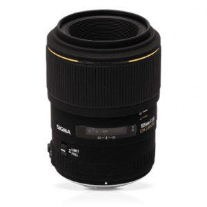 Sigma EX 105mm F2.8 Macro DG OS HSM Nikon