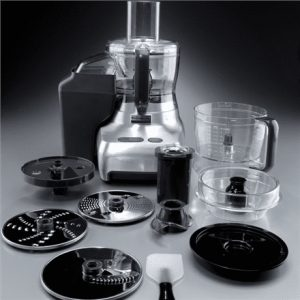 Gastroback Design Food Processor Advanced Stainless steel, 1100 W, 2 L, Ice crushing