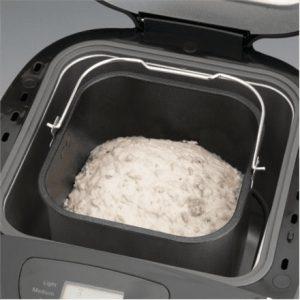 Gastroback Bread maker with square barrel 42820 Black, Stainless ste, 580 W, Delayed start timer