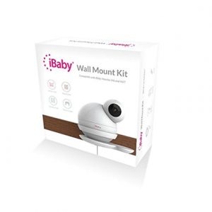 iBaby iBaby Wall Mount Kit 51465 Wall Mount, White