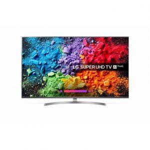 LG 55SK8100PLA 55″ (140 cm), Smart TV, Super UHD, 3840 x 2160 pixels, Wi-Fi, DVB-T2/C/S2, Silver