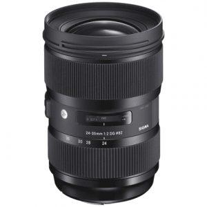 Sigma 24-35mm F2.0 DG HSM Canon
