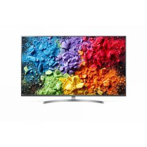 LG 65SK8100PLA 65″ (165 cm), Smart TV, Super UHD, 3840 x 2160 pixels, Wi-Fi, DVB-T/T2/C/S/S2, Silver